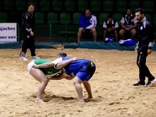 Kanarischer Ringkampf Lucha Canaria auf Lanzarote