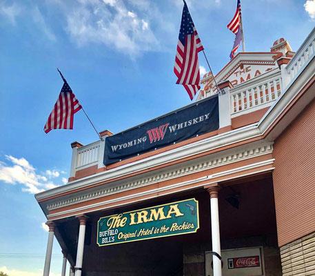 Legendäres Irma Hotel in Cody