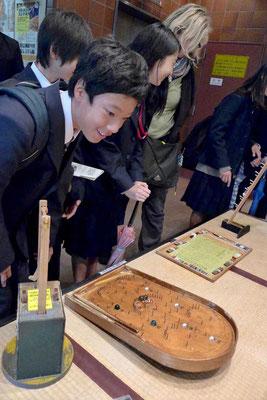 Historische Spielzeug Sammlung Shitamachi Museum Tokio Ueno Park