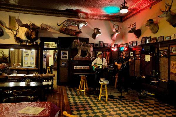 Live Musik Saloon Historic Occidental Hotel Buffalo