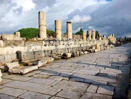 Marmorstrasse von Ephesus