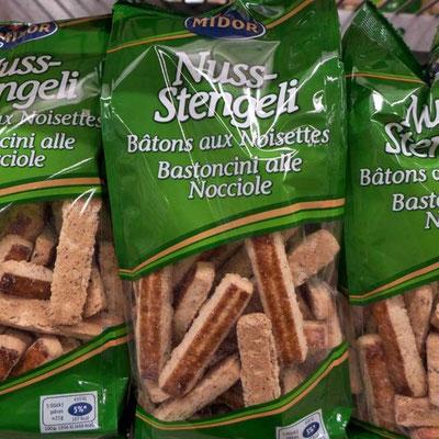Proviant Nuss Stengeli