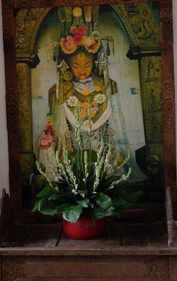 Javanische Kunstsammlung im Tugu Malang