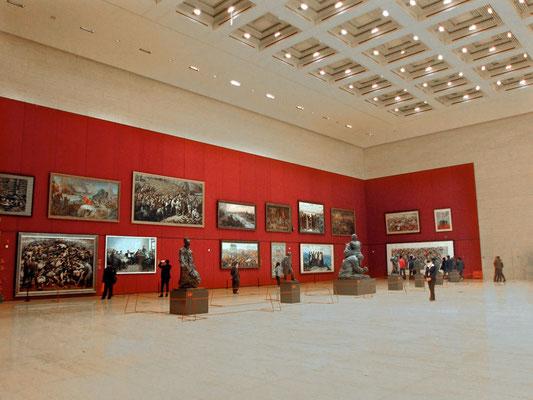 Gemäldegalerie im China National Museum Peking