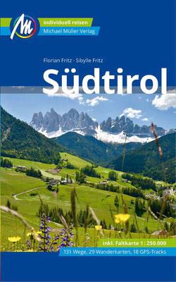 Südtirol vom Michael Müller Verlag