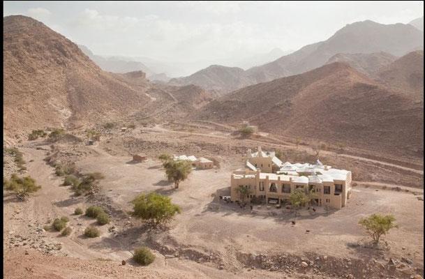Feynan Eco Lodge, Jordanien