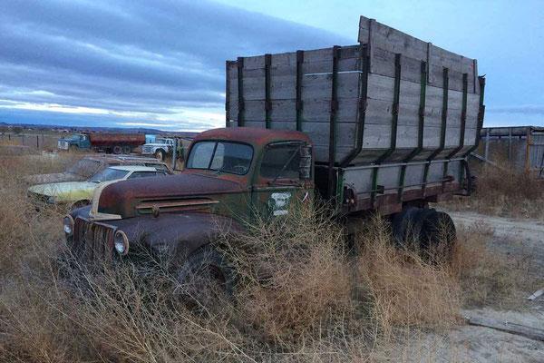 Verlassenes Atomic City bei Arco Idaho