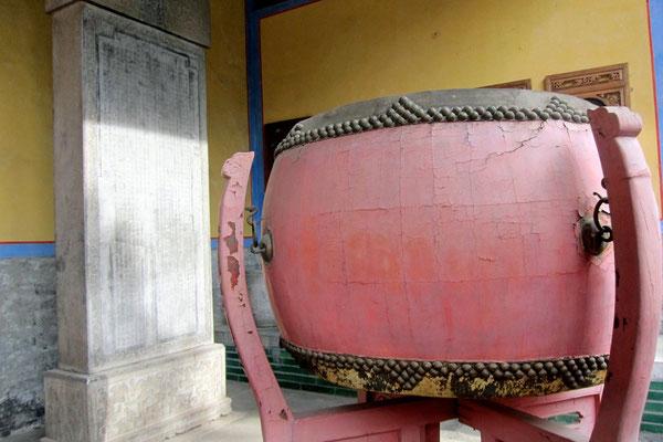 Wassertank für den Brandfall