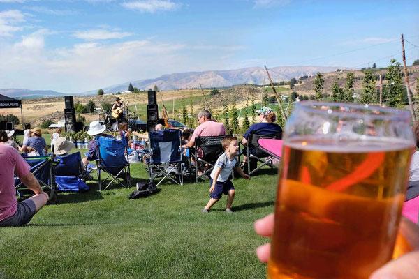 Toller Cider aus dem Yakima Valley