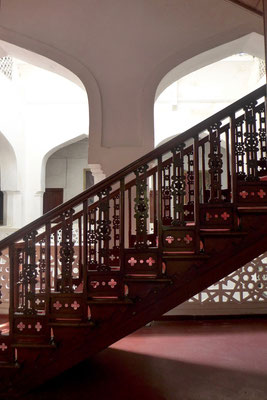 Sultan Palace Museum Stone Town Sansibar