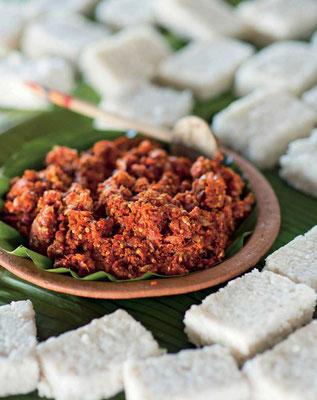 Kiri Bath, Sri Lankas authentische Küche von Bree Hutchins