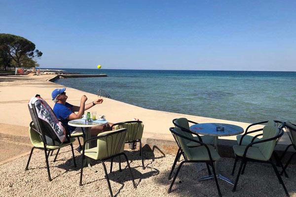 Cafe Promenade Umag