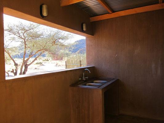 Campsite Solitaire Guest Farm, Namibia