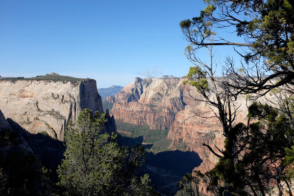 Observation Point Trail, Zion NP