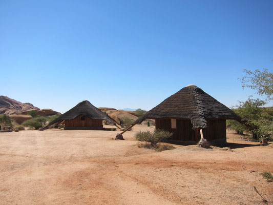 Chalets Spitzkoppe Namibia