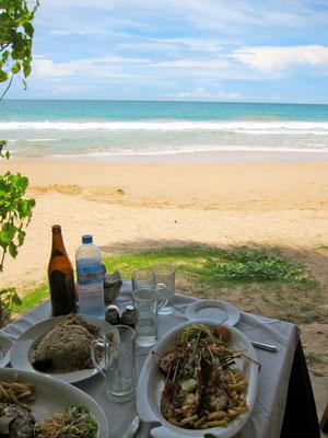 Seafood Paradise Beach Club, Mirissa Restaurant Sri Lanka