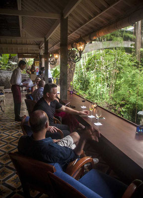 bridges Divine Bar in Ubud