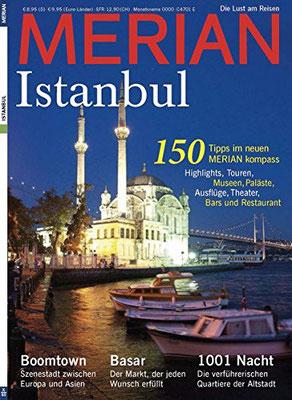 MERIAN Heft Istanbul