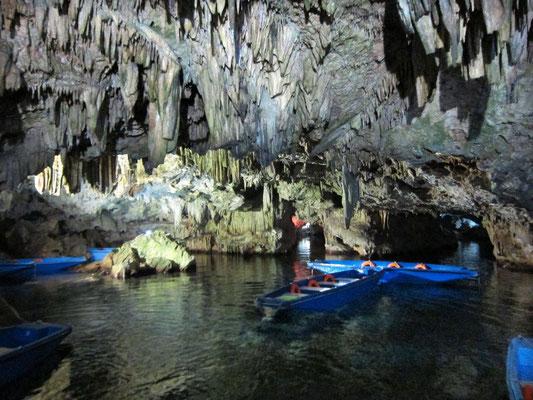 Pyrgos-Dirou Diros Caves, Areopoli Mani Peloponnes
