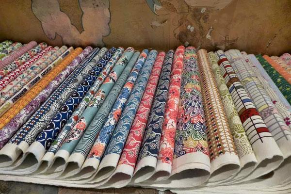 Kyoto Souvenir Tipp Suzuki Shofudo Handgefertigtes aus japanischem Papier