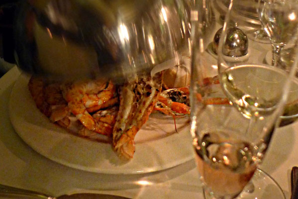 Fine Dining im Grill Room des Marbella Club
