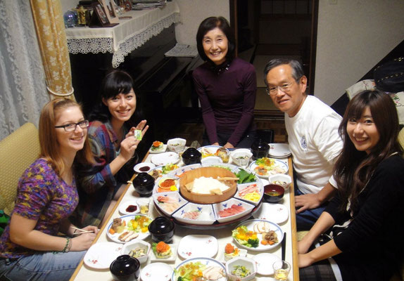 Japan Eat & cook in local Homes