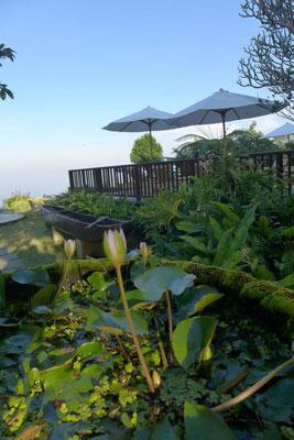 Im Garten beim Pool – Bali Munduk Moding Plantation