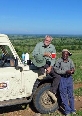 driver guide Tanzania Safari
