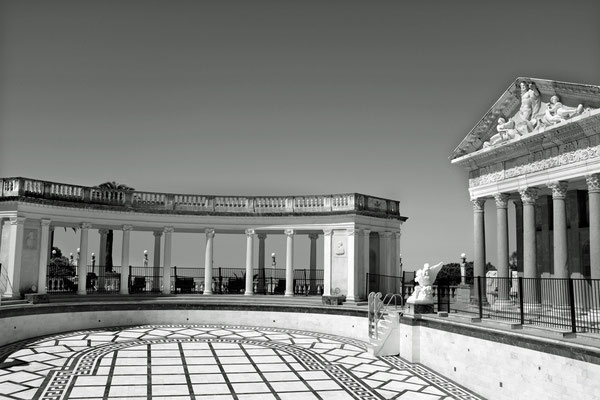 Hearst Castle, Neptune-Pool