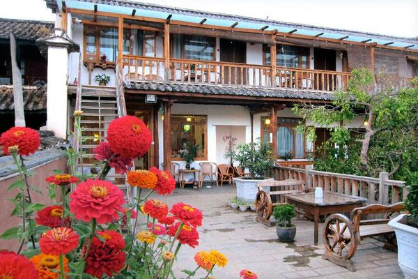 Das sypathsiche Cato's Inn in Shaxi