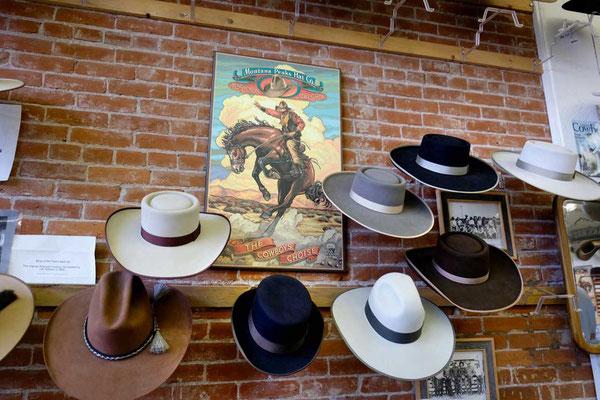 Alle Cowboystile im Montana Peaks Hat Pendleton