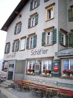 Berggasthaus SCHÄFLER, Appenzell