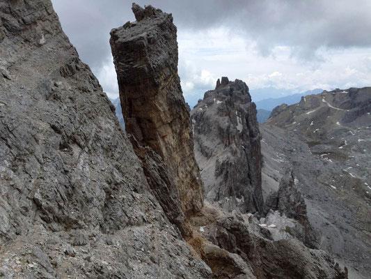 Dolomiten Höhenweg 'Sentiero della Pace'