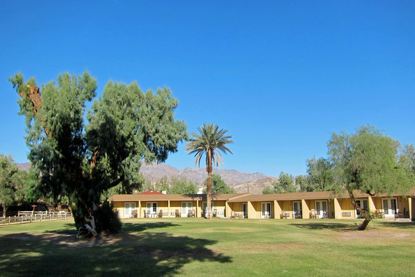 The Ranch Loging, Death Valley