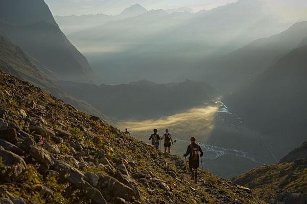 © Ultra-Trail du Mont-Blanc® - Photo Franck Oddoux