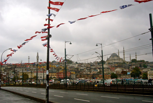 Galatabrücke Istanbul