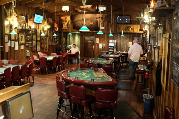 Spieltische Deadwood Saloon No 10