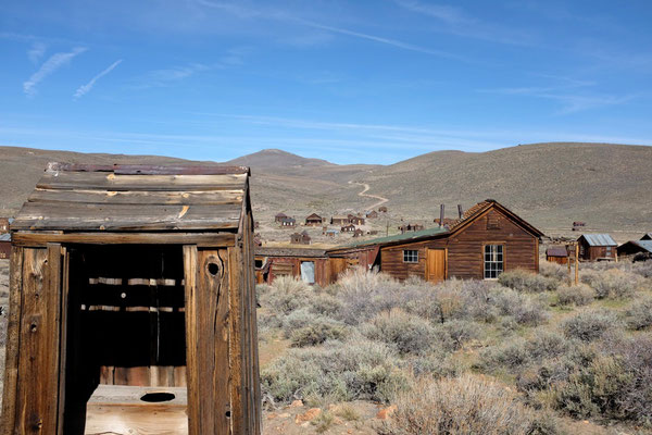 Bodie Ghost Town, State Historic Park California