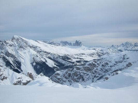 Skitouren Villgratental - Tagestour im Pragsertal, Dolomiten