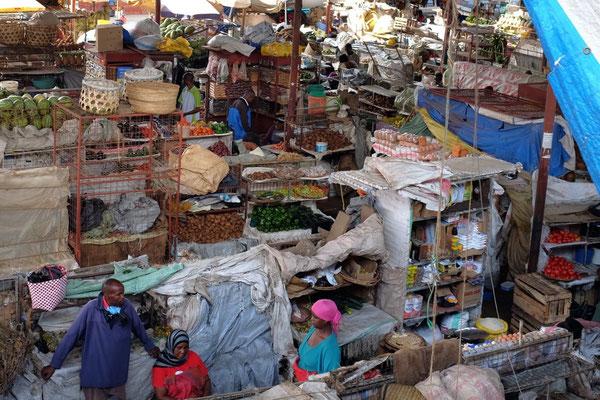 Markt in Arusha