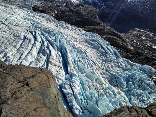 Exploradores Huemul Gletscher & Lago del Desierto Tour