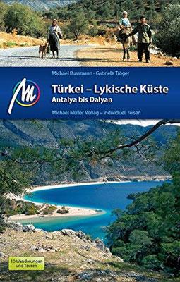 Reiseführer Türkei Lykische Küste
