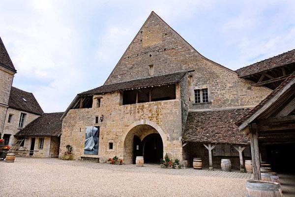 Château Clos de Vougeot Burgund