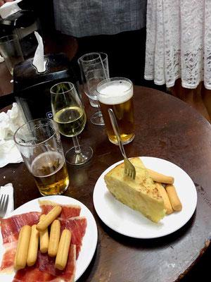 Typische Tapas in Sevilla