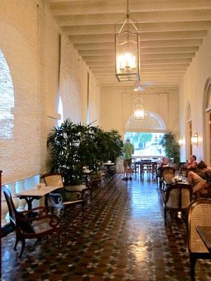 Das alte neue Amangalla Resort in Galle