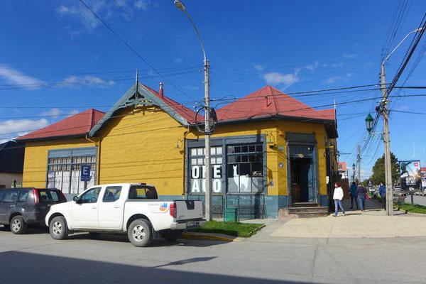 Puerto Natales Zentrum