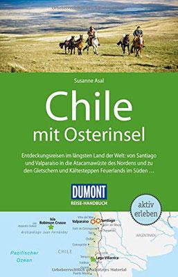 CHILE Reiseführer von DUMONT