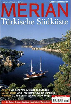 Reisemagazin Türkei Südküste