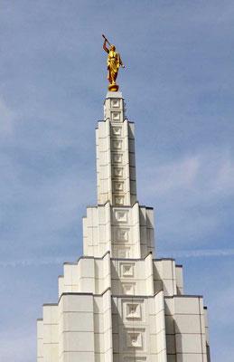 Idaho Falls Mormonen Tempel