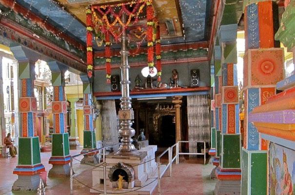 Hindu-Tempel Koneswaram, Trincomalle Sri Lanka